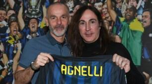 Inter, un Agnelli in allenamento: ecco Manuel