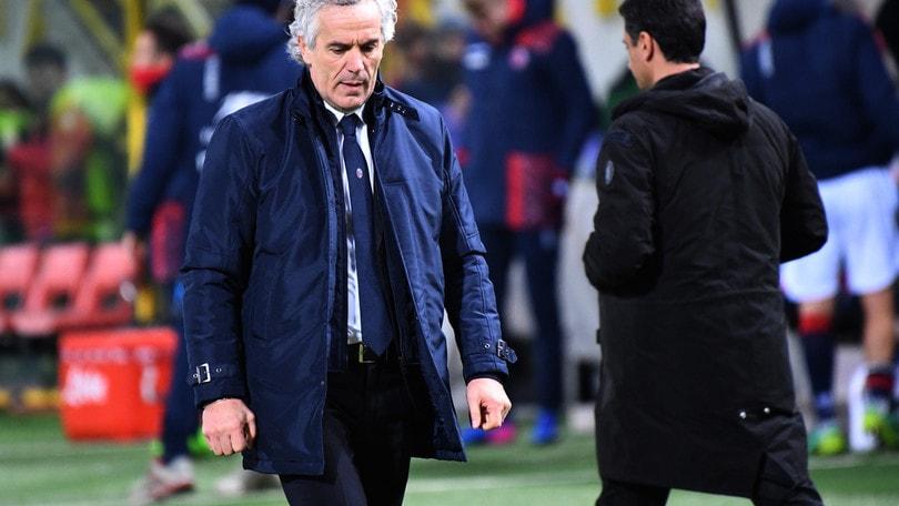 Sampdoria, allenamenti divisi per reparti in vista della sfida contro il Bologna