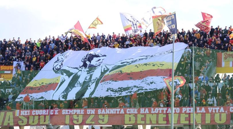Benevento non dimentica Carmelo: l'omaggio del Vigorito a Imbriani