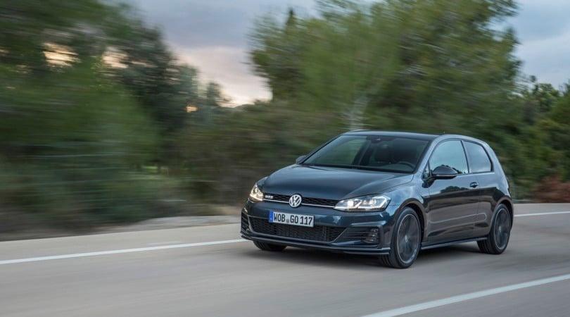 Volkswagen Golf, altro salto di qualità