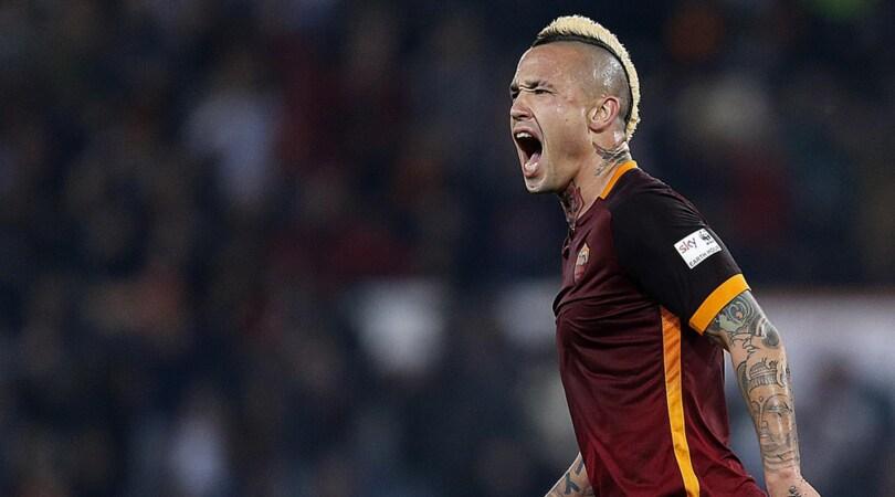 Calciomercato Roma, Nainggolan ha deciso: resta per vincere