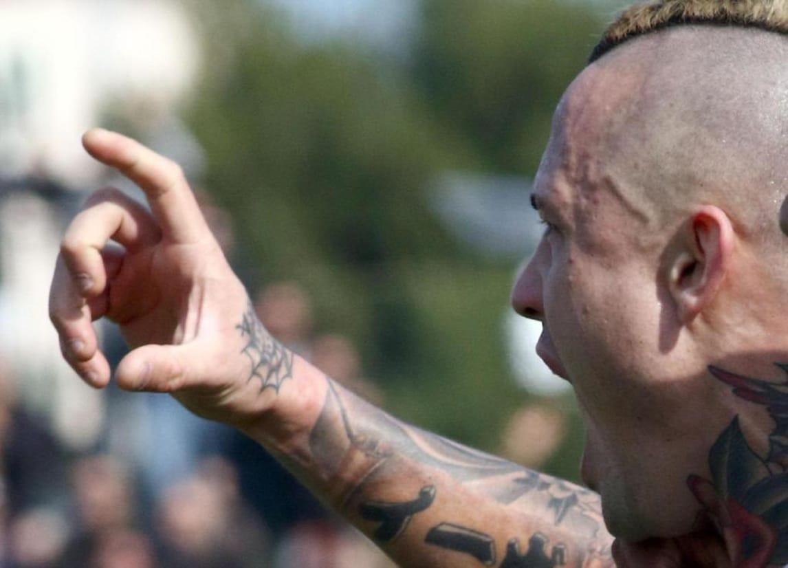 Crotone-Roma, Nainggolan capitano: reazione da guerriero