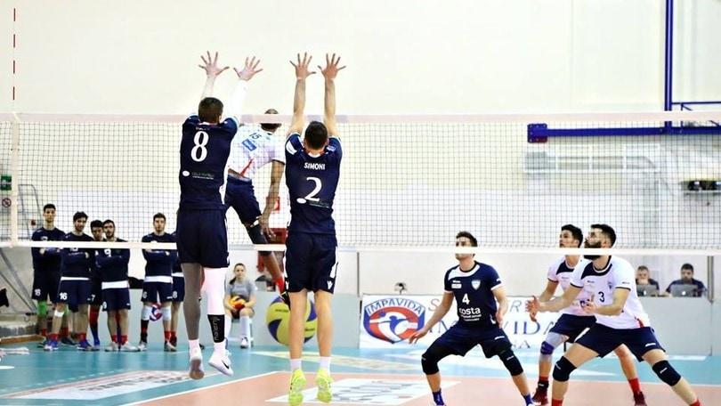 Volley: A2 Maschile Pool Salvezza, Ortona abbatte Cantù