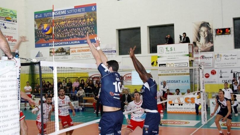 Volley: A2 Maschile Pool Salvezza, vincono Alessano e Grottazzolina