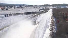 Rally Svezia - La Toyota dopo 18 anni