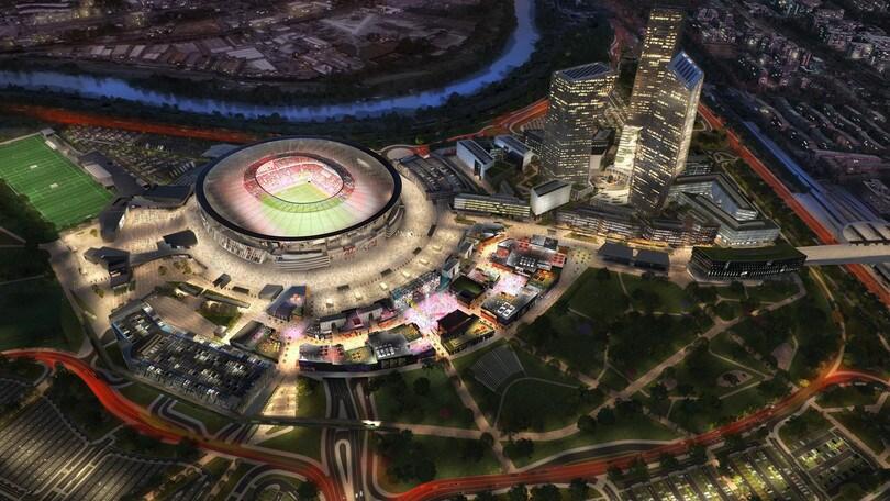 Roma, Gandini: «Ottimisti sullo Stadio. Futuro Spalletti? Valuteremo insieme »