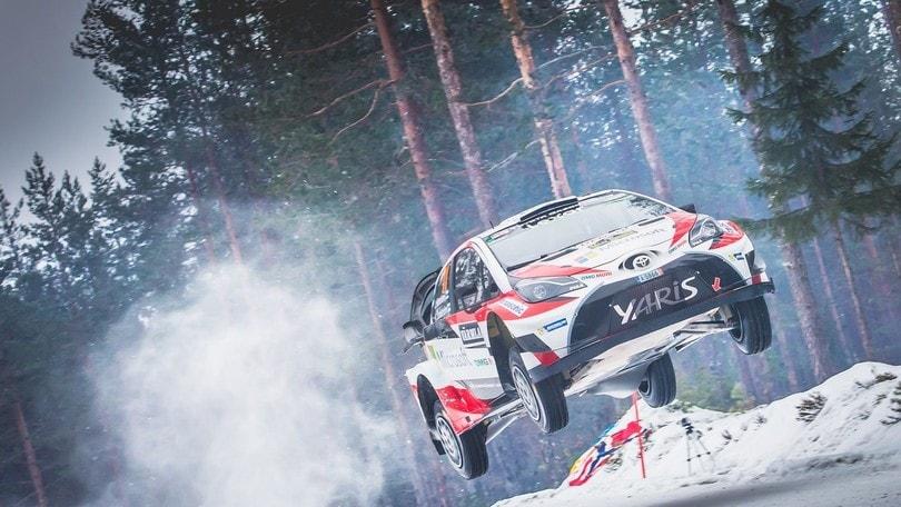 WRC, Toyota vince 18 anni dopo con la Yaris