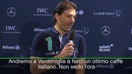 """Cancellara: """"E ora un caffè a Ventimiglia con Rosberg"""""""