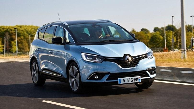Renault Grand Scénic, la giusta grandeur: prova