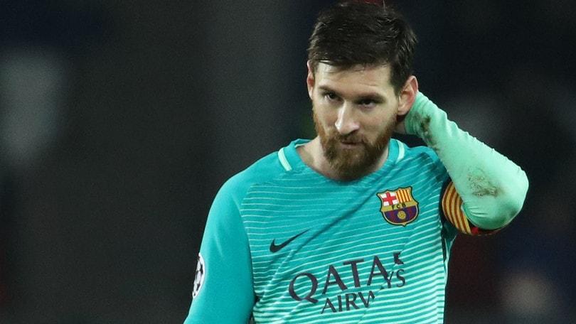Champions League, Barça per l'impresa: il 5-0 sul Psg si gioca a 32,00