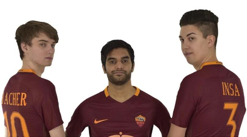 Una Roma da videogiochi: presi tre campioni di Fifa 17