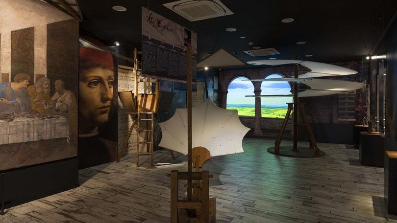 Leonardo Da Vinci Experience, il museo sul Genio Universale
