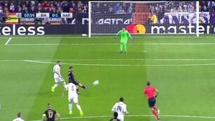 Real Madrid-Napoli, il capolavoro di Insigne manda in estasi i tifosi