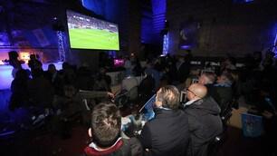 Napoli si ferma: tutti davanti alla tv per la grande sfida al Real Madrid