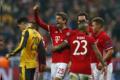 Champions League, Ancelotti ipoteca i quarti: Bayern Monaco-Arsenal 5-1