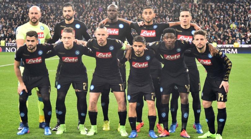 Champions League, il Napoli ha il 50% di possibilità: lo dice la storia del Real Madrid