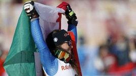 Sofia Goggia conquista la prima medaglia per l'Italia: è bronzo a St. Moritz