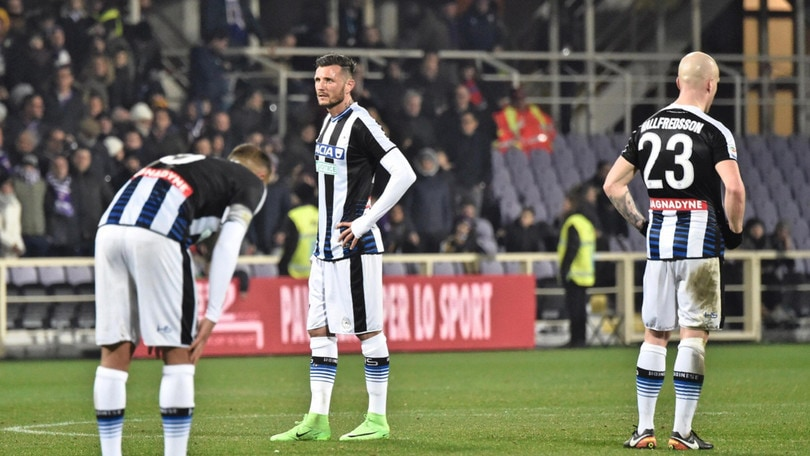 Seire A Udinese, 4-2 in amichevole al Terek Grozny