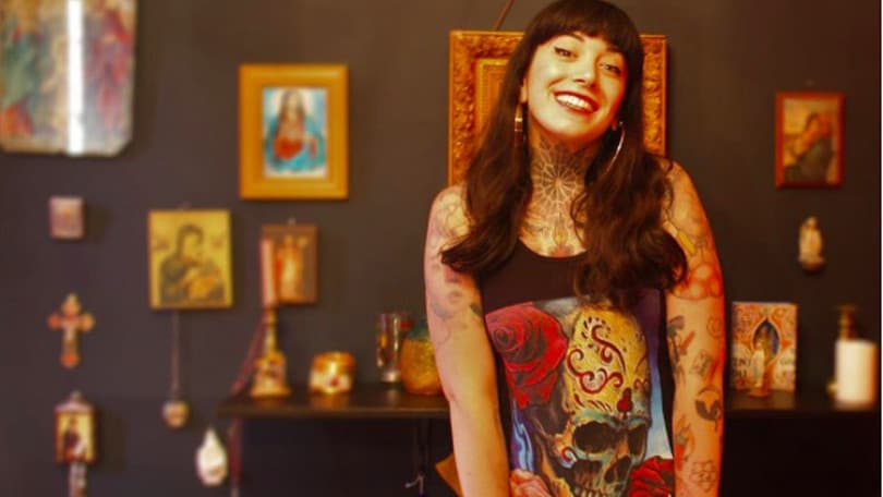 The Other Side Of The Ink, il tattoo è donna