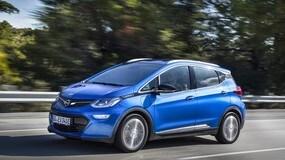 Opel Ampera-e, le opzioni di ricarica
