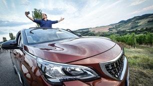 Il backstage dei primi tre episodi di Sensation Driver, la nuova web serie di Peugeot