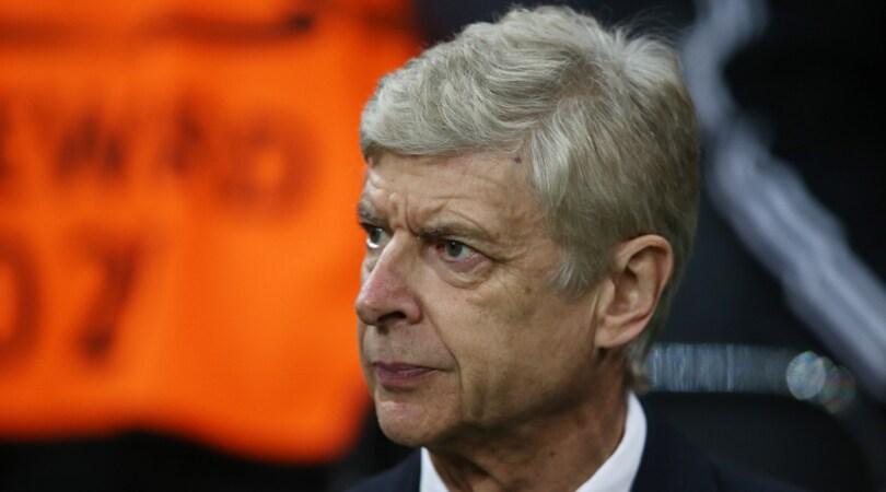 Calciomercato, Wenger: «Non mi ritiro. Arsenal o altrove, ma continuo»