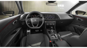 Seat Leon Cupra: dettagli