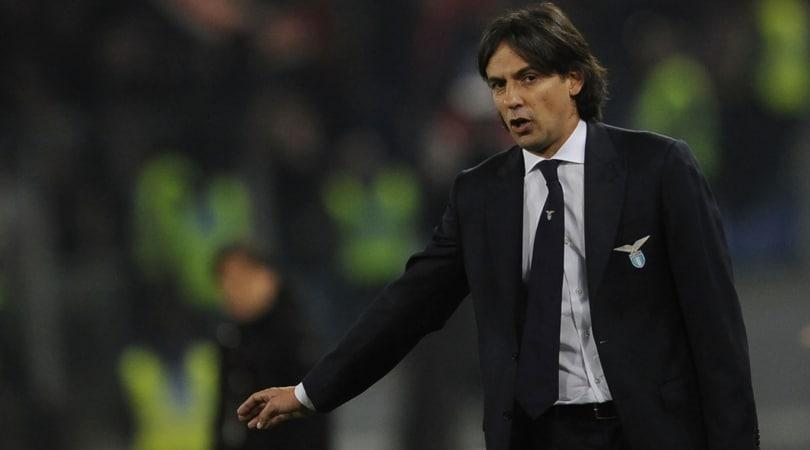 Lazio, Inzaghi: «Orgoglioso della squadra. Lulic? Giocherà»