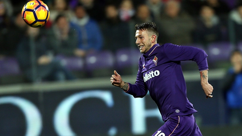 Serie A Fiorentina, Bernardeschi: «Il mio sogno? E' vincere il Mondiale»