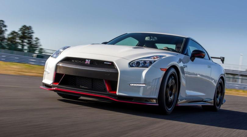 Nissan GT-R Nismo: accelerazione mozzafiato insieme a Liuzzi