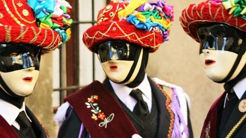 Festa di Carnevale nei giardini di Villa Bianchi