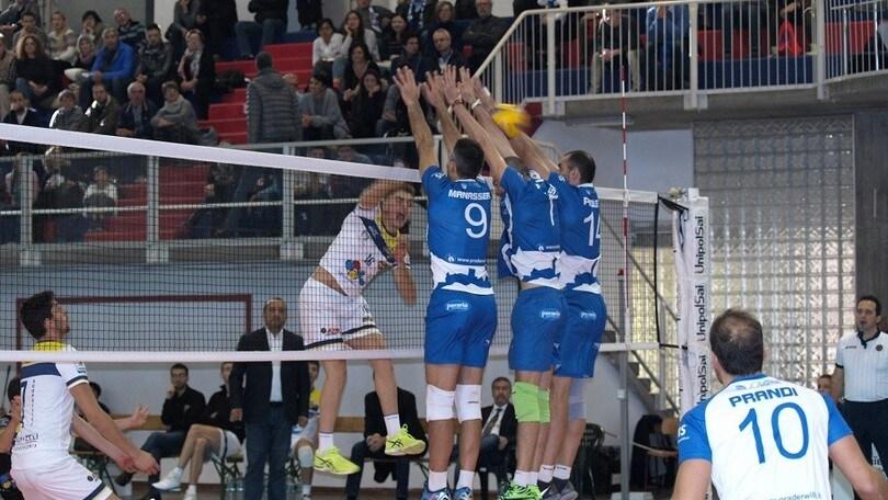Volley: A2 Maschile, Siena-Mondovì big match della Pool Promozione