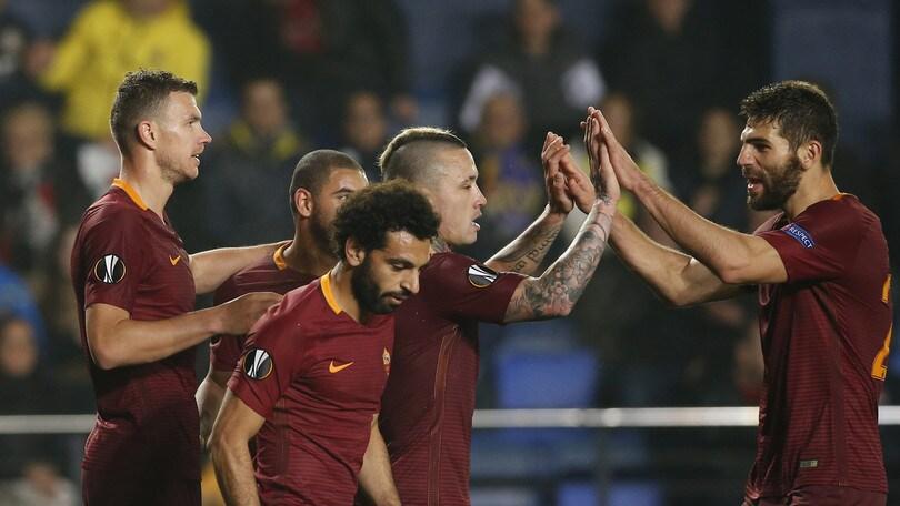 Serie A, Roma-Torino: giallorossi avanti a 1,45
