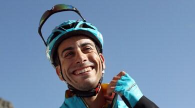 Giro dell'Oman, secondo posto per Aru sulle rampe della Green mountain