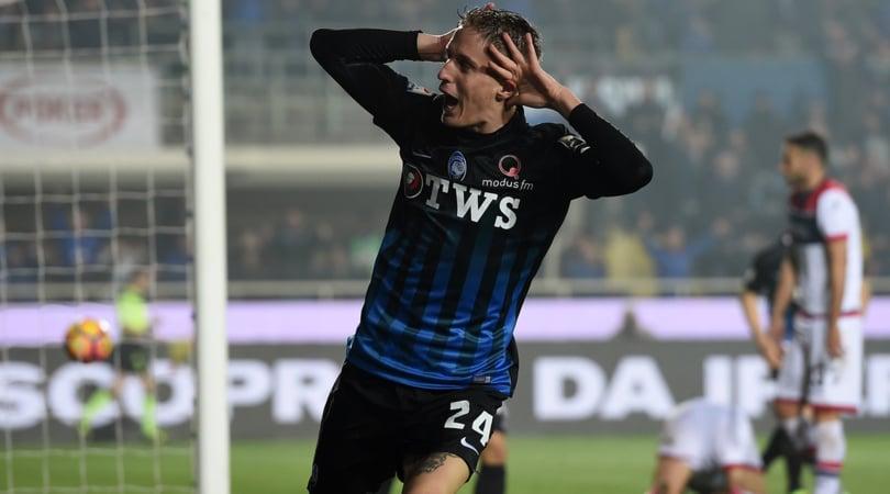 Serie A, Atalanta-Crotone 1-0: Gasperini stacca l'Inter e vede l'Europa