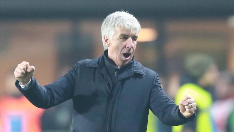 Serie A, Gasperini: «L'Atalanta è una grande squadra»