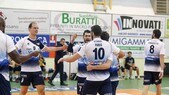 Volley: A2 Maschile, Pool Salvezza, Grottazzolina vince in volata