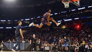 All Star Game NBA, il Dunk Contest a Robinson