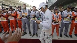 F1, Hamilton: «Non voglio condividere i miei dati in pista»