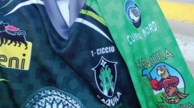 Aquila Rugby: «Grazie, Curva Nord Atalanta: su questa maglia per sempre»