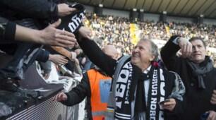 Udinese, è subito Zico-mania: che festa per l'ex fantasista!