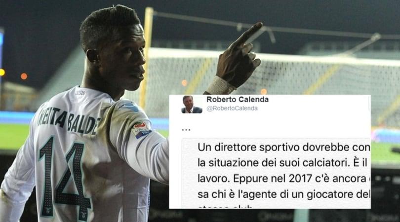 Calciomercato Lazio, 'intrigo' Keita: c'è l'ombra di Jorge Mendes