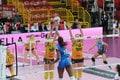Volley: A1 Femminile, Coneglliano supera 0-3 il Club Italia