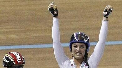 Coppa del Mondo, ciclismo su pista: Barbieri quinta nella finale Scratch