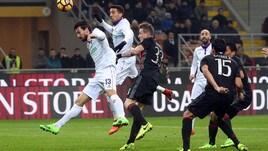 Milan-Fiorentina 2-1, Deulofeu: arriva la prima rete in Serie A