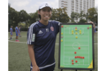 Chan Yuen-ting, prima donna-mister nella Champions League d'Asia