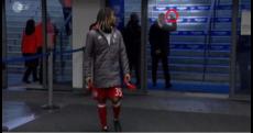 Ancelotti rischia una multa per il dito medio ai tifosi dell'Hertha