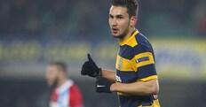 Serie B Verona-Spal 0-0, un tifoso cade dagli spalti
