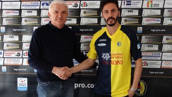 Calciomercato Santarcangelo, preso Jadid per il centrocampo
