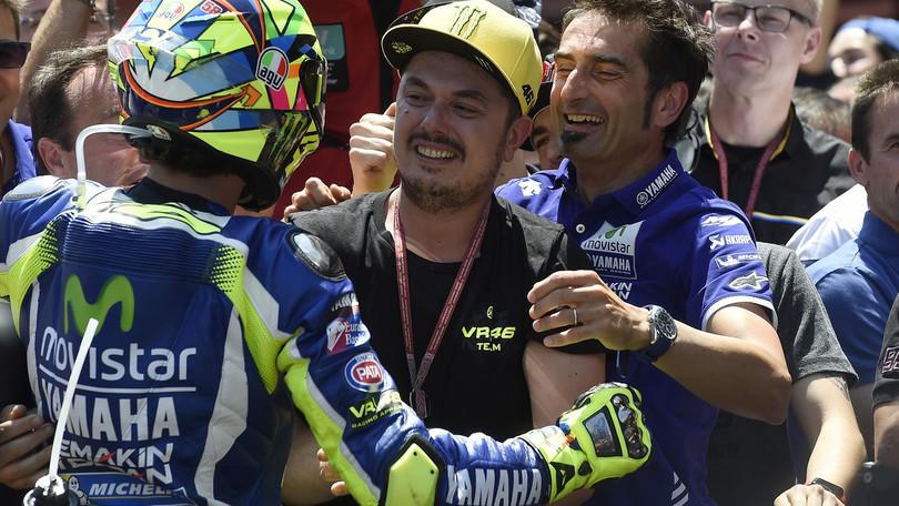 MotoGp, Uccio: «Rossi può vincere il mondiale»